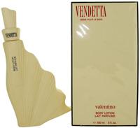 Vendetta by Valentino For Women Body Lotion 5oz New In Box