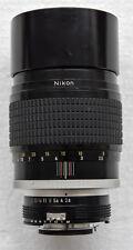Nikon Nikkor 180 mm 1:2 .8 festbrennweite ojektiv numéro de série #377740