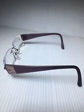 Silhouette Rimless Titan Edge Glasses Eyeglasses Frame Purple 19  40 Model 7599