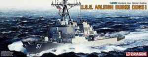 DRAGON 1023 1/350 U.S.S Arleigh Burke DDG51