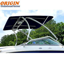 Origin Catapult Wakeboard tower + Pro2 X Large Tower Bimini
