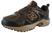 NEW BALANCE MEN'S MT481WC3 4E WIDE WIDTH WATER RESISTANT TRAIL RUNNING SHOES