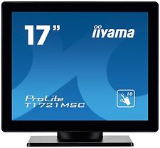 iiyama ProLite T1721MSC-B1 17 inch LED Touchscreen Monitor - 1280 x 1024, 5ms
