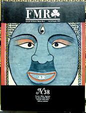 Rivista FMR #38, Natale 1985, Ed. Franco Maria Ricci