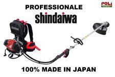 DECESPUGLIATORE A ZAINO SHINDAIWA BP510S PROFESSIONALE MADE IN JAPAN IL TOP 2020