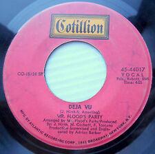 MR. FLOOD'S PARTY rock 45 DEJA VU b/w ALICE WAS A DREAM vg stock copy F1807