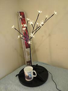 Blossom tree Lamp garden tree light Gazebo light mood light table lamp