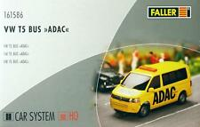 "Faller 161586 H0 - CAR- SYSTEM PKW "" VW Transporter T5 "" ADAC "" NEU & OvP"
