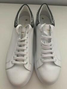 Russell \u0026 Bromley Leather Trainers for