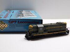 HO Scale - PROTO 2000 - Canadian National GP-7 Diesel Locomotive Train #4372