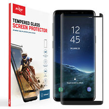 Samsung Galaxy Note 9 Screen Protector, ZIZO Edge to Edge Tempered Glass
