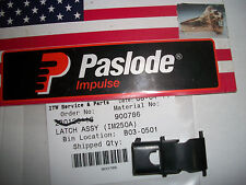 """NEW"" Paslode Part # 900786 Quick Clear Lever Assembly"
