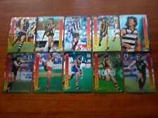 1995 AFL Select Series 2 Footy Finest Set Of 10 Cards