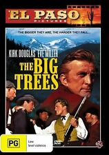 The Big Trees (DVD, 2011)