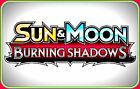XY Sun & Moon BURNING SHADOWS Booster Code Cards - Pokemon Online TCG Codes