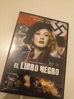 Dvd EL LIBRO NEGRO