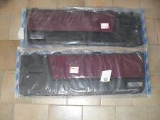 """Coppia pannelli porte anteriori Autobianchi Y10 182271910 """"2009.13"""""""