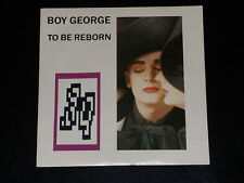45 tours SP - BOY GEORGE - TO BE REBORN - 1987