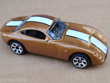 2009 Matchbox TVR TUSCAN S #14 Sport Cars LOOSE Brown