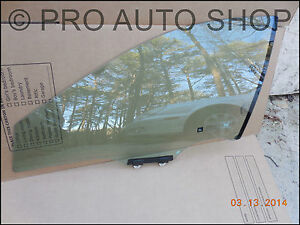 05 06 07 08 ACURA RL FRONT DRIVER LEFT LH SIDE WINDOW GLASS OEM