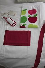 Jamie oliver Jamie at Home Bramley 3 piece kitchen linen set - lovely gift