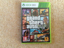 GRAND THEFT AUTO V 5 FOR THE XBOX 360