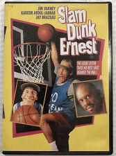 Slam Dunk Ernest (Dvd, 1995, OOP) Canadian