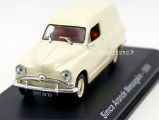 SIMCA 9 MESSAGERE BEIGE 1954 NOREV 1/43 FE17DC