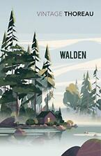 Walden (Vintage Classics) by Thoreau, Henry David, NEW Book, FREE & FAST Deliver