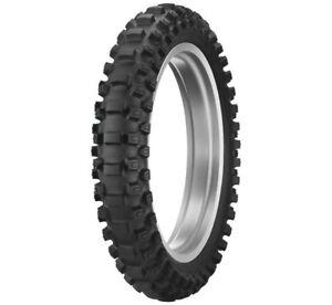 Dunlop Geomax MX33 Off-Road 100/90-19 Rear Dirt Tire HUSQVARNA 125 250
