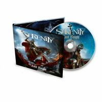 SERENITY - The Last Knight DIGI CD NEU