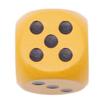 Wooden Yard Dice Camping Family Party Sports Games Tailgating Outdoor Toys D