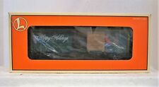 Lionel 6-16291: 1998 Christmas Boxcar  LNIB