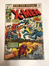X-Men Annual (1970) # 1 (F/VF)