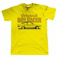 Mk2 Escort RS2000 Original Boy Racer Mens T Shirt - Gift for Dad