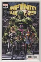 Infinity Wars Issue #5 Marvel Comics (2018 1st Print)