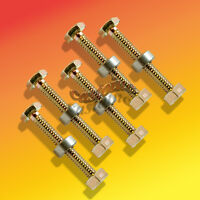 """5 Snowblower Shear Pins & Nut With Spacer Fits AYP/Sears # 9524MA Length: 1-3/4"""""""