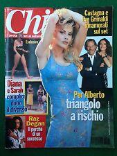 CHI n.30/1996 , EVA GRIMALDI DIANA SPENCER JOHNNY HALLYDAY KATIA NOVENTA