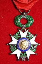D4) Médaille militaire officier de la légion d'honneur armée FRENCH medal