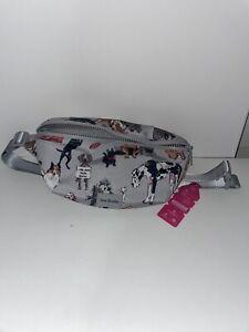 HTF Vera Bradley Best in Show ReActive RFID Belt Bag Fanny Pack NWT Brand New