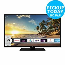 """Bush DLED49FHDS  49"""" Smart FHD with Freeview Play TV"""