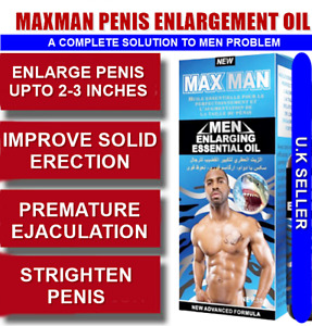 🇬🇧 30ml Men Penis enlarging enlargement size growth oil seex longer Growth🇬🇧