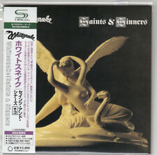 WHITESNAKE, SAINTS AND SELLERS, AUTH LTD ED SHM-CD, JAPAN 2008, UICY-93743 (NEW)