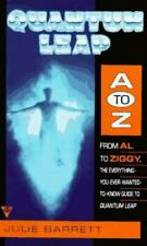 Quantum Leap - A to Z by Julie Barrett