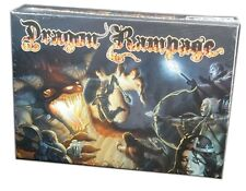 Eagle Gamer, Dragon Rampage Board Game, New and Sealed