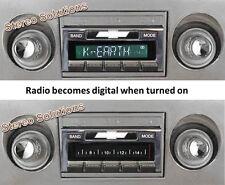 78-85 Monte Carlo NEW USA-630 II* 300 watt AM FM Stereo Radio iPod USB Aux Input