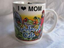 Rainforest Cafe - Mall Of America MOA - Personalized I Love Mom Mug
