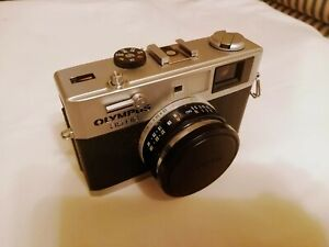 OLYMPUS 35RC RANGEFINDER  35mm FILM CAMERA