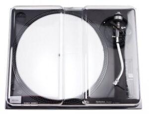 Decksaver - Technics SL 1200 1210 Pioneer PLX-1000 Mixars LTA STA Cover Lid Case