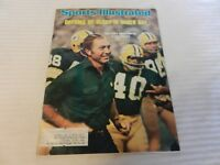 Sports Illustrated Magazine August 25, 1975 Dreams of Glory In Green Bay Starr